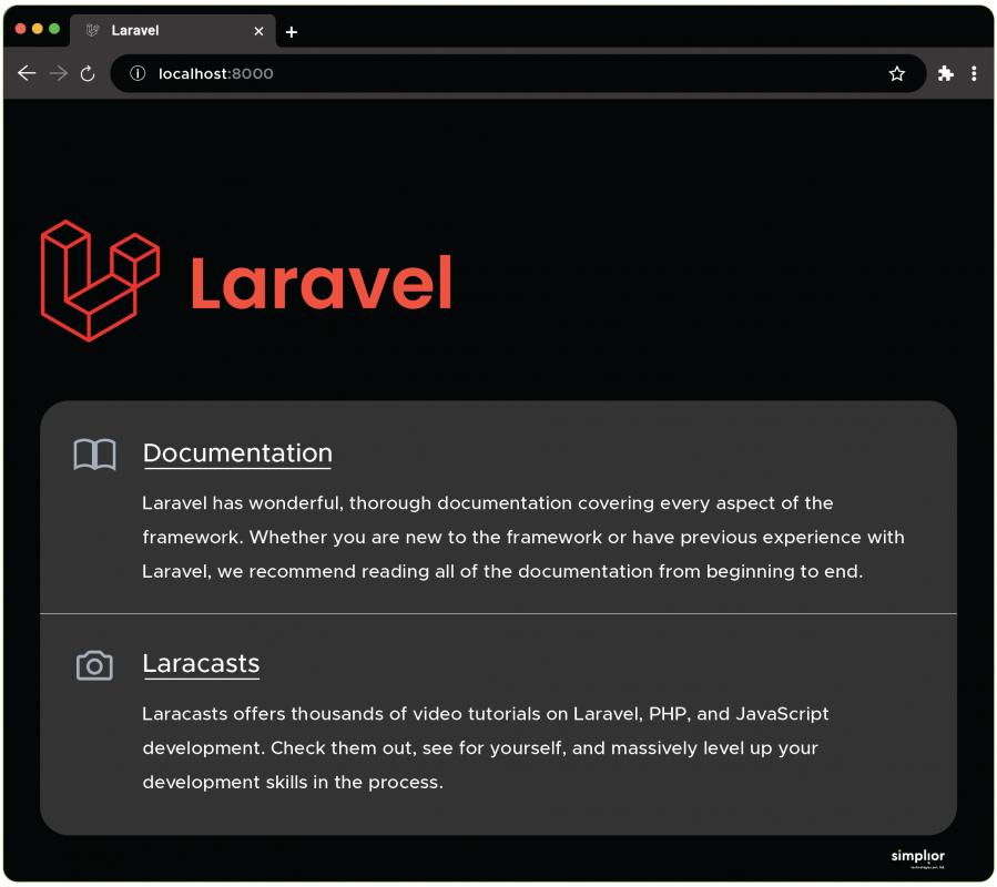 7-localhost_Laravel - Simplior